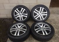 Mk6 VW Golf 5/112 stock 16's with tires!