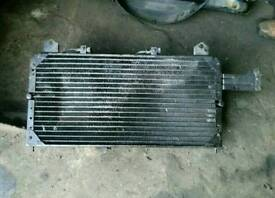 Land rover discovery 1 3.9 v8 air con radiator
