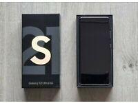 Samsung S21 Ultra Phantom Silver
