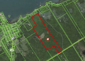 Incredible 115 Acres overlooking the St. Joseph Channel,Yr Round