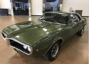 1967 Pontiac Firebird Pennant Hills Hornsby Area Preview