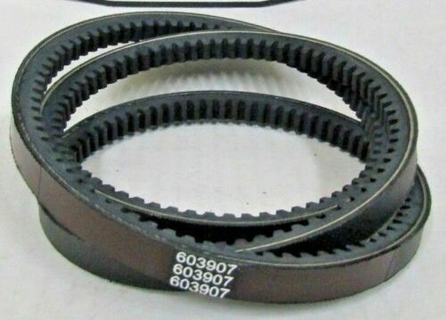 ProPartsPlace New OEM SPEC Pump Drive Belt 603907 Raptor SD SDX COGGED Belt NOT