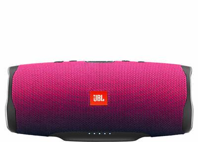 JBL Charge 4 Bluetooth Speaker Waterproof Rechargeable Portable Wireless MAGENTA