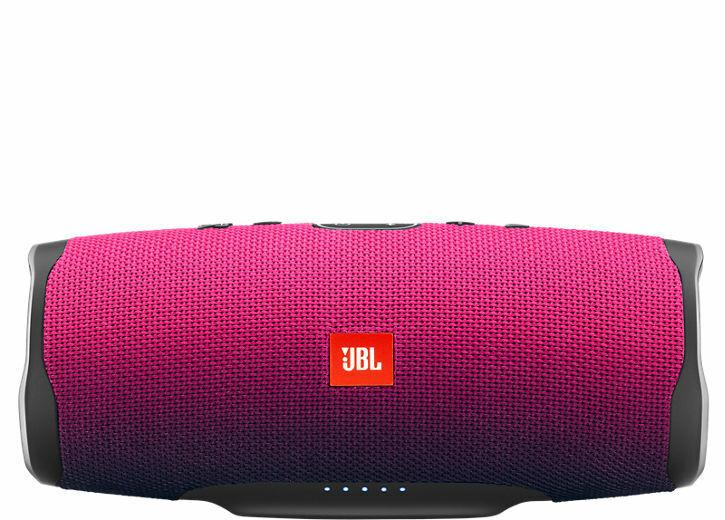 NEW JBL Charge 4 Portable Bluetooth Speaker - Magenta