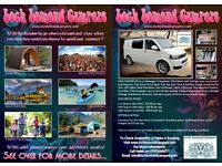 High Quality Campervan Hire from Loch Lomond Campers - Rental Prices FROM £75-£90 per day!!!