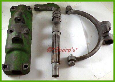 B3263r B3133r John Deere 50 Clutch Fork Shaft Bearing Kit Genuine Originals