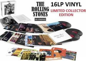 THE ROLLING STONES IN MONO 16 LP VINYL COLLECTION