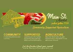 6 month Urban Farm Share Kingston Kingston Area image 2