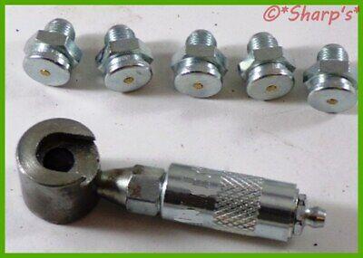 Jd7828 Jd7823 John Deere 40 420 430 Crawler Grease Fittings With Tool Usa