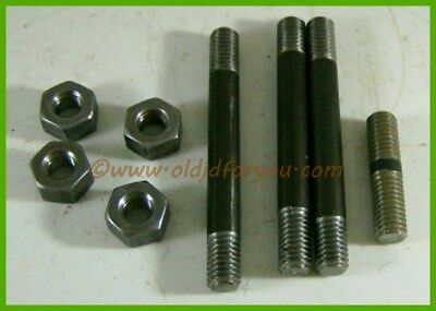 B1314r K3083r John Deere B Manifold Stud Kit W Heavy Nuts Buy Direct Save