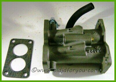John Deere 50 Lp Carburetor Ab4873r B3402r Rebuilt With Warranty No Core Chg