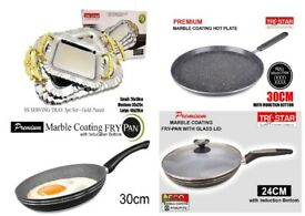 Kitchenware/cookware individual + wholesale/pallets available. Perfect for shop owners + businesses