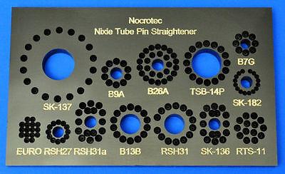 Nixie Tube Pin Straightener Röhren Pin Ausrichter tubes Röhre IN-18 Z5660M IN-8