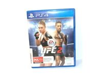 UFC 2 / PS4 GAME / GOOD AS NEW / FOR SALE OR SWAPS