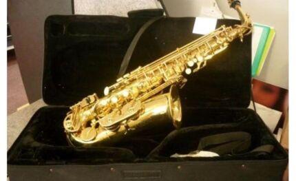 Saxophone Alto Ashton Albany Creek Brisbane North East Preview