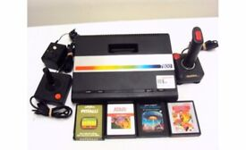 £££ cash paid - I am looking for a ATARI 7800 collection. Games, console, and accessories.
