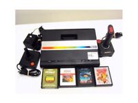 Do you have any old games consoles ? - ATARI 7800 console & games wanted
