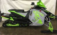"""2018 Arctic Cat ZR 6000 129"""" R XC Guelph Ontario Preview"""