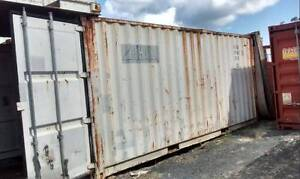 Shipping Container Sell Off by Storage Facility Somersby Gosford Area Preview