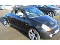 Ford KA Roadster 1.6 LUXURY (PRIVATE PLATE INCLUDED) £595