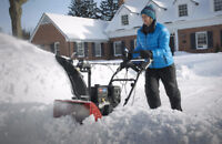SNOW REMOVAL! We'll beat any reasonable quote by at least 10%