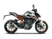 NEW 2020 KTM 125 Duke SAVE £500 Finance Learner Legal 125cc