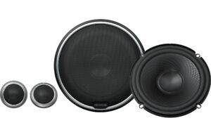 Kenwood KFC-P509PS - CAR COMPONENT SPEAKERS