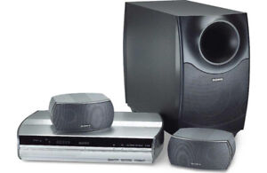 Sony DAV-X1 Platinum DVD  Home Theater System (Surround Sound)