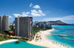 6 Nights at Hilton Hawaiian Village Waikiki Beach Resort