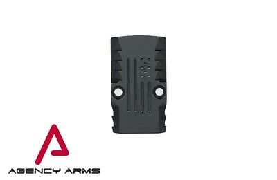 Agency Arms RMR Battle Plate for Glock - US Flag Battleplate - Trijicon RMR