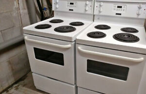 "FRIGIDAIRE 24"" STOVE ELECTRIC LIKE NEW COND 6 MONTH WARRANTY 250"