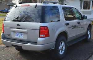 2004 Ford Explorer XLT SUV, Great Condition Prince George British Columbia image 3