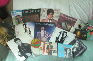 Collection inestimable de Prince!!!