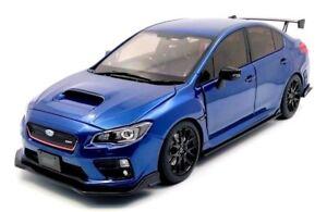 SUNSTAR 1:18 Subaru WRX STI S207 - 2015 NBR Challenge Package