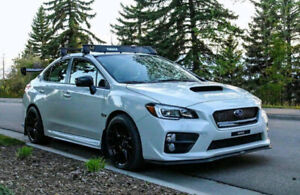 2016 Subaru WRX Manual Tech Pkg Highway Kilometers