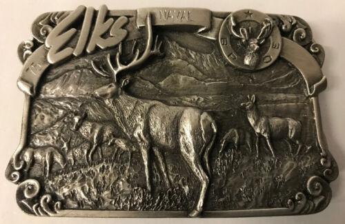 Elks Naval Lodge Belt Buckle, Limited to 5000