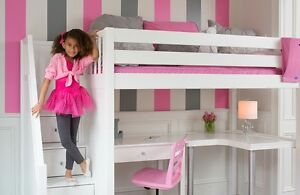 HOLIDAY EXTENDED SALE 15% OFF + FREE MATTRESS_ BUNK & LOFT BEDS Peterborough Peterborough Area image 11