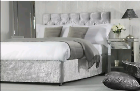 👑⭕BRAND NEW DIVAN BEDS DELIVERED FREE🚚✅