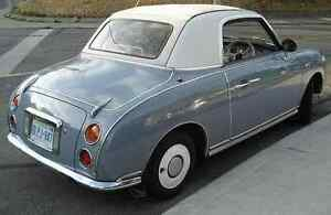 Looking for blue Nissan Figaro!!!