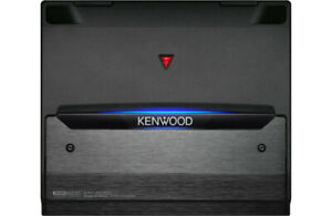 Kenwood KAC-8105D Mono Subwoofer Amplifier
