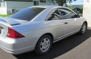 2001 Honda Civic Coupé (2 portes)