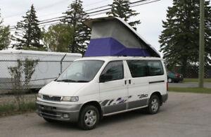 Jdm 1996 Mazda Bongo Friendee Camper Van (Diesel Turbo) awd