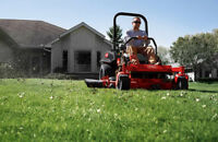 Lawn Care Packages and Maintenance Services
