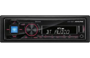 AUTO RADIO Alpine UTE-42BT BLUETOOTH, USB, AUX,RADIO AM FM