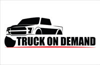 Truck On Demand - $35 Flat Rate in Kitchener