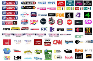 Chaines arabic, french, Bein sport, IPTV, BoxyHD, SmartTV