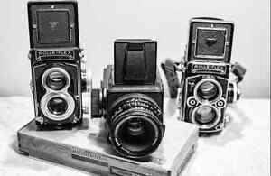 WANTED: Old cameras, lenses, etc