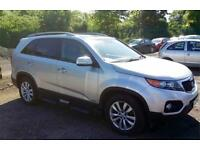 NEW MODEL 2011 11 KIA SORENTO 2.2CRDI 4WD 7st KX-3 LOTS OF EXTRAS