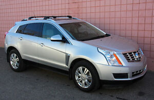 2013 Cadillac SRX Luxury Collection AWD *Low KM, Pano Roof!*