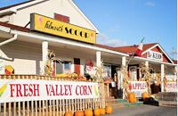 Full-Time Baker Required for busy Farm Market